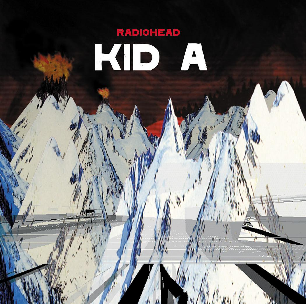 Kid A lyrics