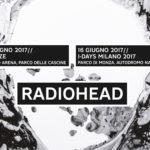 Radiohead tour in Italia