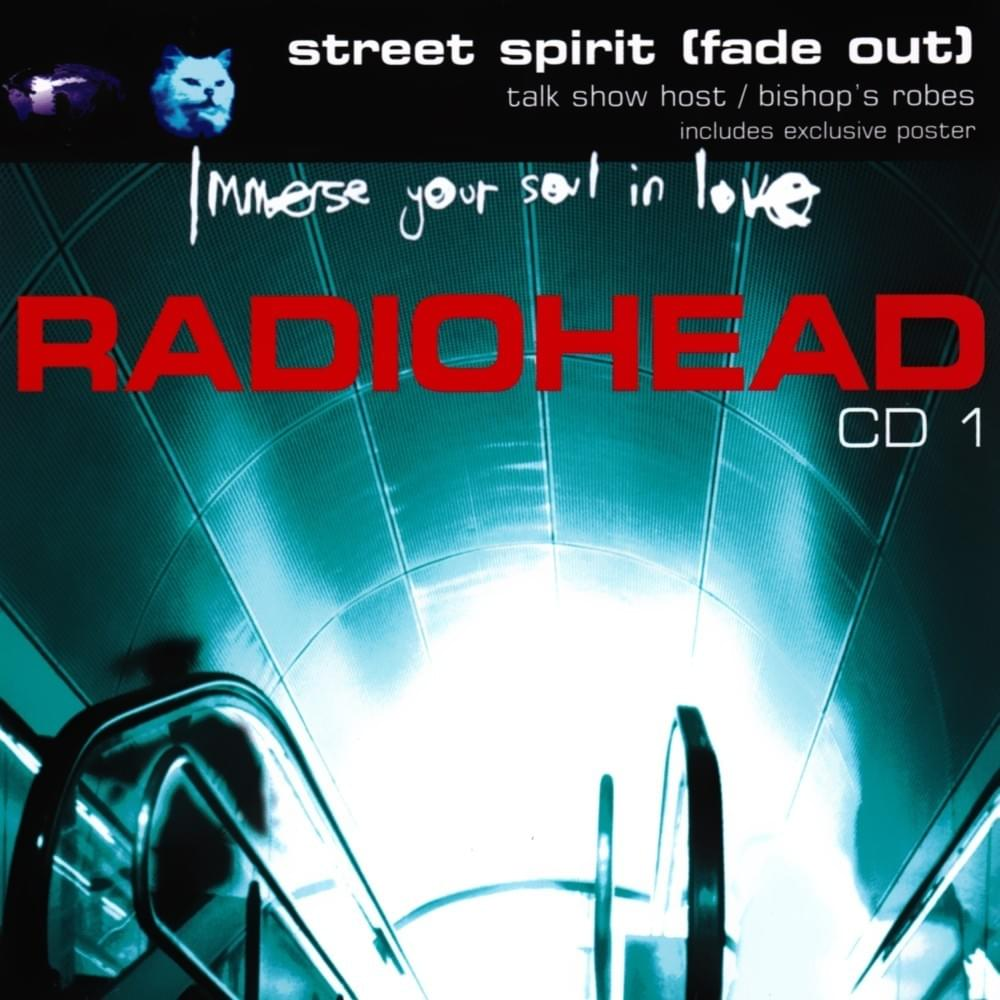 Street Spirit [Fade Out] singolo Radiohead