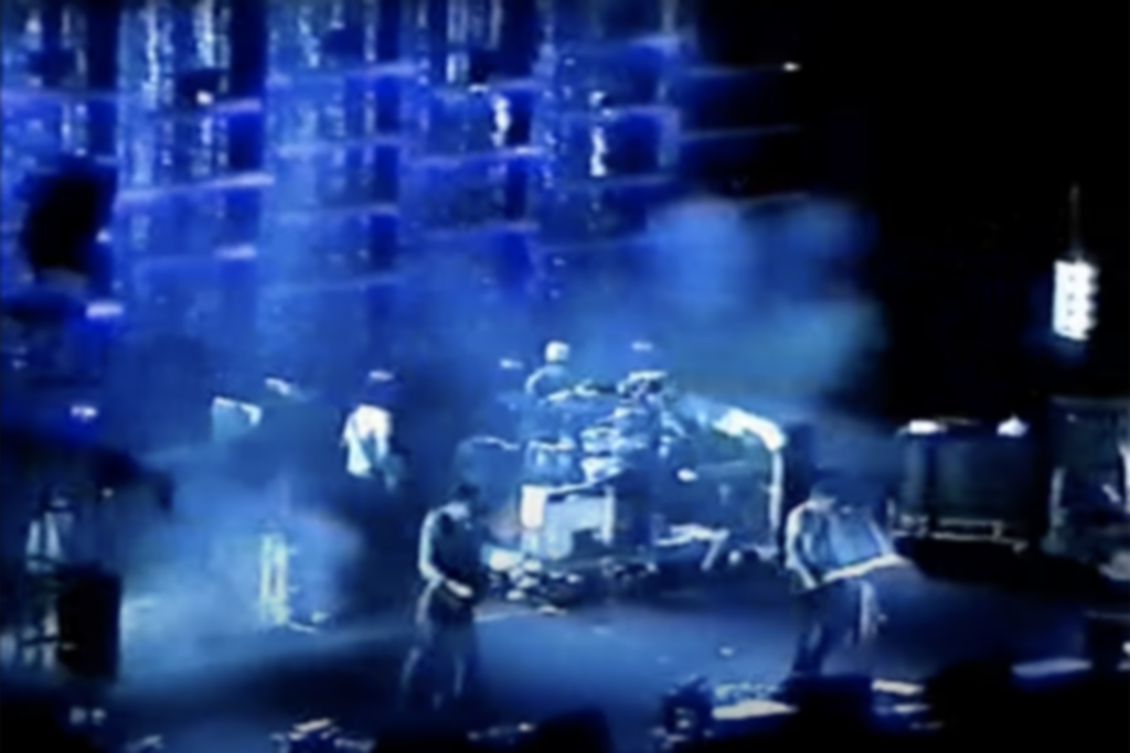 Radiohead live Arena di Verona